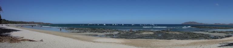 Playa Tamarindo, Low Tide