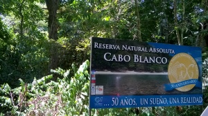 Cabo Blanco National Park