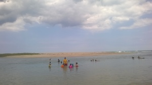 Playa Langosta Laguna